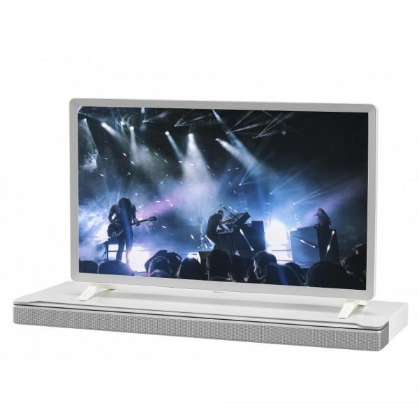 Soundxtra SDXBSB7ST1011 TV-Stand für Bose ST 300 & Soundbar 500/700 Weiß